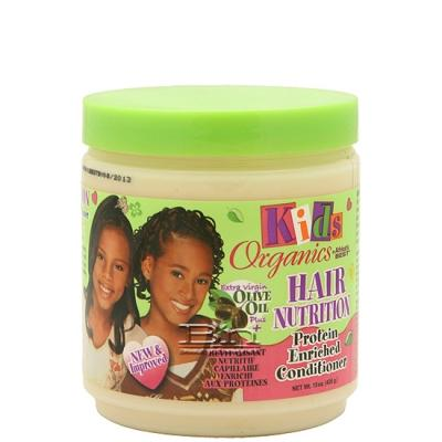 Kids Organics Hair Nutrition Protein Enriched Conditioner 15oz