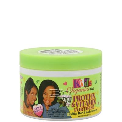 Kids Organics Protein & Vitamin Fortified Healthy Hair & Scalp Remedy 7.5oz