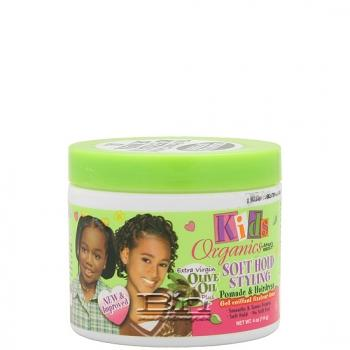 Kids Organics Soft Hold Styling Pomade & Hairdress 4oz