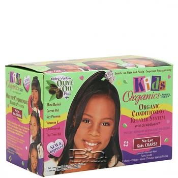 Kids Originals Natural Conditioning Relaxer System No Lye Kids Coarse