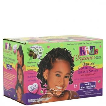 Kids Originals Conditioning Relaxer System No Lye Kids Regular
