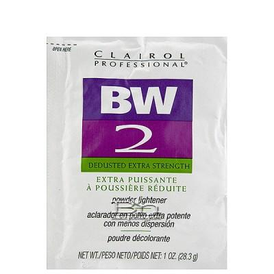Clairol BW2 Powder Lightener Extra Strength 1oz