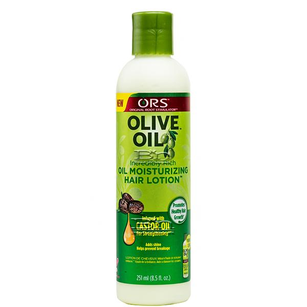 ORS Olive Oil Incredibly Rich Moisturizing Hair Lotion 8.5 oz