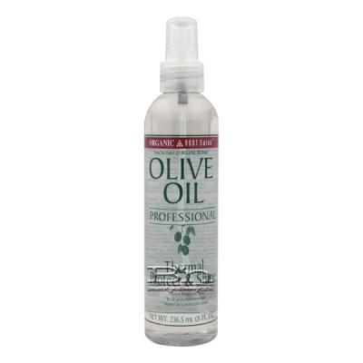 Organic Root Stimulator Olive Oil Thermal Protect & Shine 8 oz