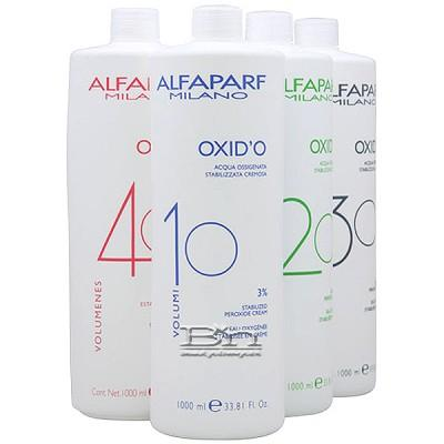 Alfaparf Oxid'o Stabilized Peroxide Cream 33.81oz
