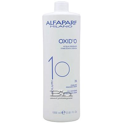 Alfaparf Oxid'o Stabilized Peroxide Cream Vol 10 33.81oz