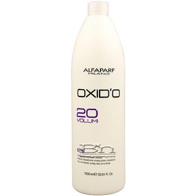 Alfaparf Oxid'o Stabilized Peroxide Cream Vol 20 33.81oz