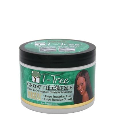 Parnevu T-Tree Growth Creme 6 oz