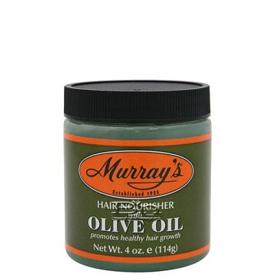 Murray's Hair Nourisher Olive Oil 3.5oz