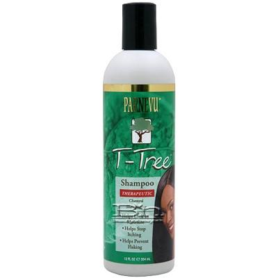 Parnevu T-Tree Shampoo 12 oz