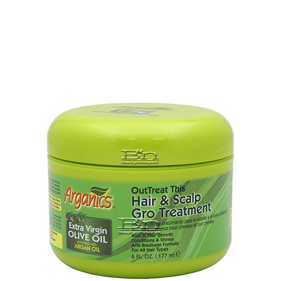Arganics Hair & Scalp Gro Treatment 6oz