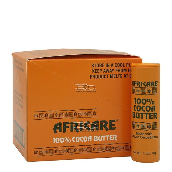 Africare 100% Cocoa Butter Stick  1oz