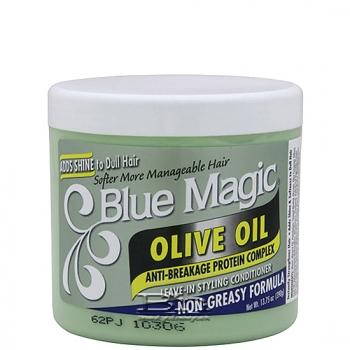 Blue Magic Olive Oil Leave-In Styling Conditioner 13.75oz