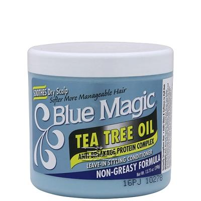 Blue Magic Tea Tree Oil Leave-In Styling Conditioner 13.75oz