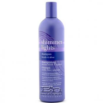 Clairol Shimmer Lights Shampoo Blonde & Silver 16oz