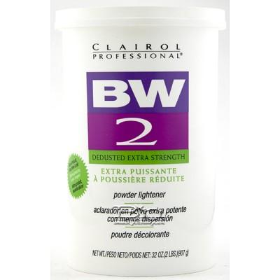 Clairol BW2 Powder Lightener Extra Strength 32oz