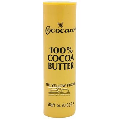 Cococare 100% Cocoa Butter The Yellow Stick 1oz