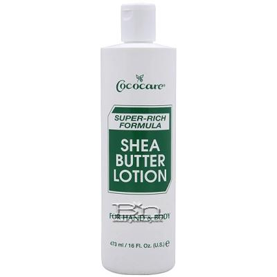 Cococare Shea Butter Lotion for Hand & Body 16oz