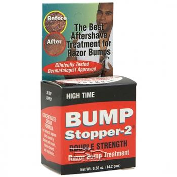 Bump Stopper-2 Double Strength Razor Bump Treatment 0.5oz