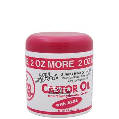 BB Castor Oil Hair Strengthening Cream 6oz