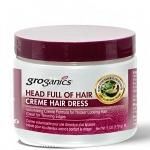 Groganics Head Full Of Hair Scalp Treatment 6oz