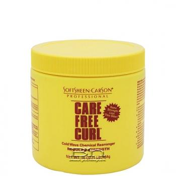 Care Free Curl Cold Wave Chemical Rearranger (Regular) 14.1oz