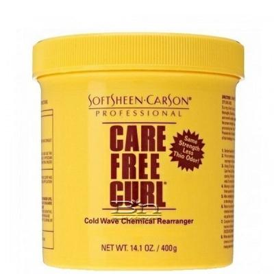 Care Free Curl Cold Wave Chemical Rearranger - Super Strength 14.1oz