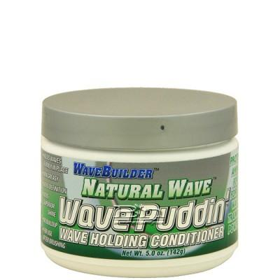 Wave Builder Natural Wave Wave Pudding Wave Holding Conditioner 5oz