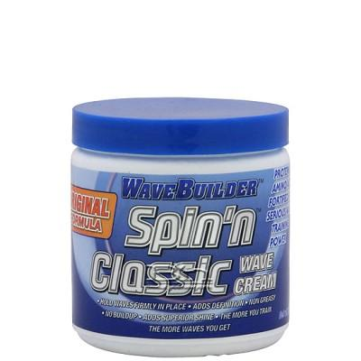 Wave Builder Spin'n Waves Cream 8oz