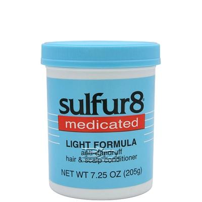 Sulfur8 Medicated Light Formula Anti-Dandruff Hair & Scalp Conditioner 7.25oz