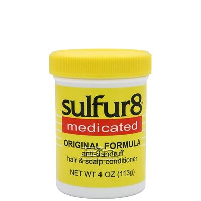 Sulfur8 Medicated Original Formula Anti-Dandruff Hair & Scalp Conditioner 4oz