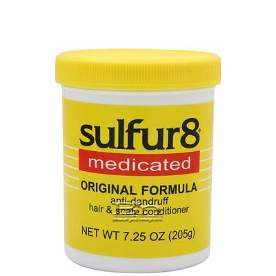 Sulfur8 Medicated Original Formula Anti-Dandruff Hair & Scalp Conditioner 7.25oz