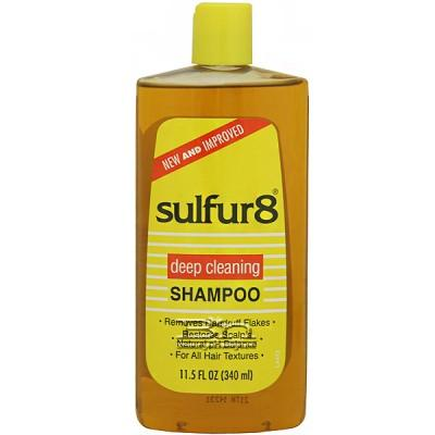 Sulfur8 Deep Cleaning Shampoo 11.5oz