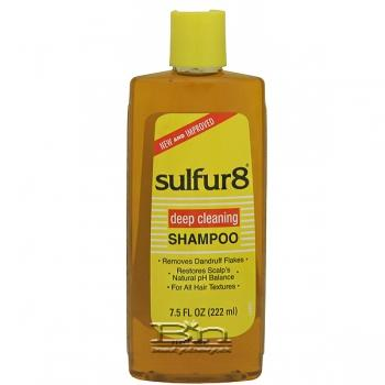 Sulfur8 Deep Cleaning Shampoo 7.5oz