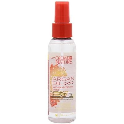Creme of Nature Argan Oil Gloss & Shine Mist 4oz