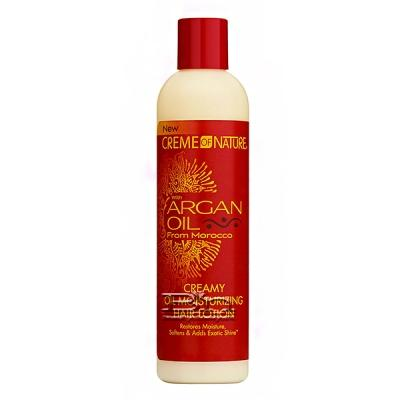 Creme of Nature Argan Oil Creamy Oil Moisturizing Hair Lotion 8.45oz
