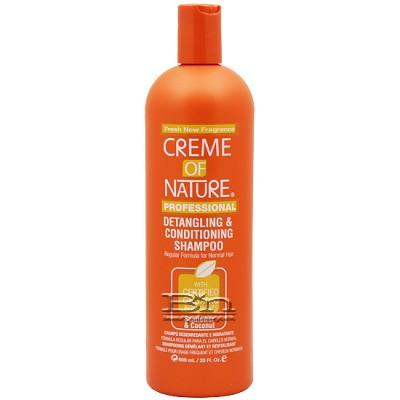 Creme of Nature Detangling Conditioning Shampoo 20oz