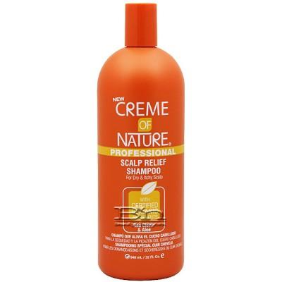 Creme of Nature Scalp Relief Shampoo 32oz