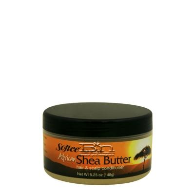 Softee African Shea Butter Hair and Scalp Conditioner 5.25 oz