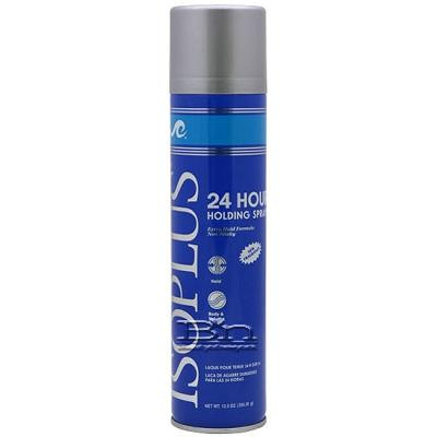 Isoplus 24 hour holding spray 12.5oz