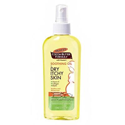 Palmer's Cocoa Butter Formula Dry Itchy Skin Soothing Oil 5.1oz