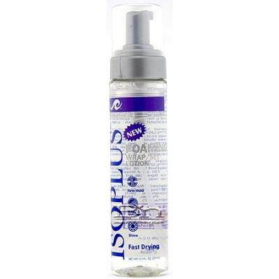 Isoplus Foaming Wrap Set Lotion 8.5oz