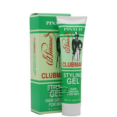 Clubman Pinaud Styling Gel hair Groom for Men 3.75oz