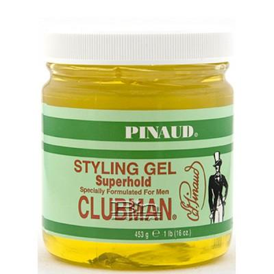 Clubman Styling Gel Superhold 16oz