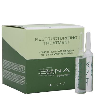 Rolland Una Restructurizing Treatment 0.34oz - 12 Vials