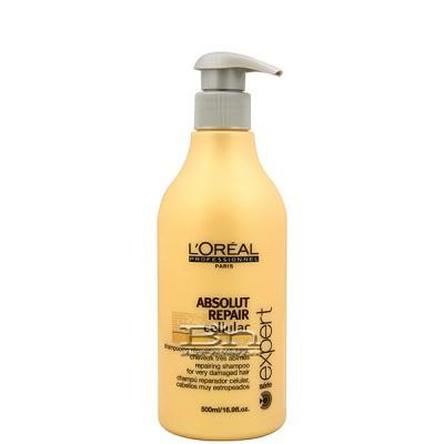 Loreal Professional Absolut Repair Cellular Shampoo 16.9oz