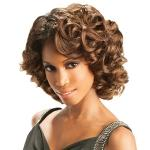 100% Remy Human Hair Weave - Cuticle Remy XQ - GLAM ROLL REMY 3 PCS