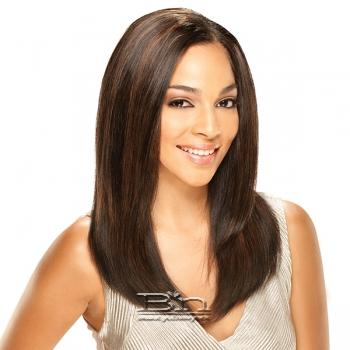 100% Human Hair Moisture Remy Rain - INDIAN REMY LOOSE DEEP 4PCS (10/10/12/14 + Closure) - Wet & Wavy