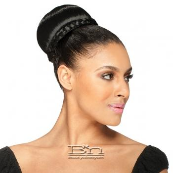 Freetress Synthetic Bun - ECLAIRE (dome)