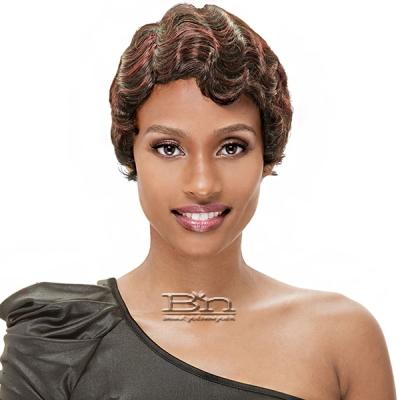 Janet Collection Synthetic Wig - MOMMY